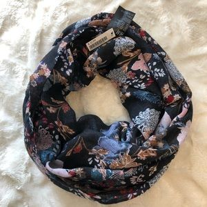 H&M Floral Infinity Scarf *BRAND NEW*